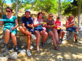 Koeken en avontuur op een active vakantie op Kreta (50)
