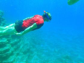 Snorekelen op vakantie op Kreta (1)