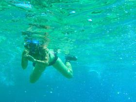 Snorekelen op vakantie op Kreta (105)