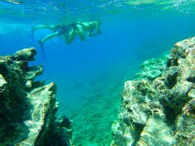 Snorekelen op vakantie op Kreta (117)