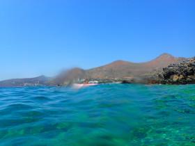 Snorekelen op vakantie op Kreta (121)