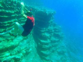Snorekelen op vakantie op Kreta (125)
