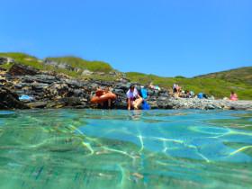 Snorekelen op vakantie op Kreta (13)