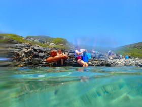 Snorekelen op vakantie op Kreta (14)