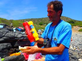 Snorekelen op vakantie op Kreta (17)