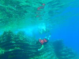 Snorekelen op vakantie op Kreta (2)