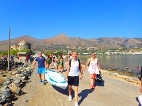Snorekelen op vakantie op Kreta (24)