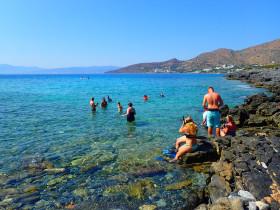 Snorekelen op vakantie op Kreta (26)