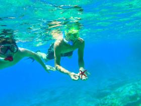 Snorekelen op vakantie op Kreta (29)