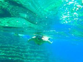 Snorekelen op vakantie op Kreta (3)
