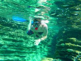 Snorekelen op vakantie op Kreta (34)