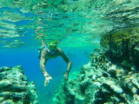 Snorekelen op vakantie op Kreta (35)