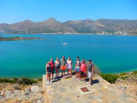 Snorekelen op vakantie op Kreta (36)