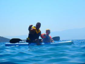 Snorekelen op vakantie op Kreta (40)
