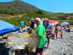 Snorekelen op vakantie op Kreta (41)