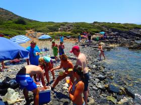 Snorekelen op vakantie op Kreta (42)