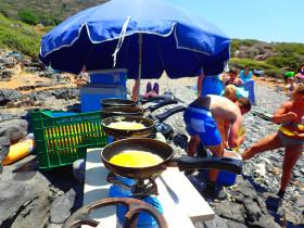 Snorekelen op vakantie op Kreta (43)