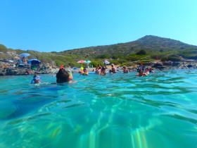 Snorekelen op vakantie op Kreta (62)