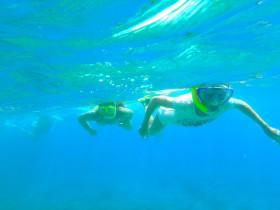 Snorekelen op vakantie op Kreta (63)