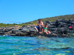 Snorekelen op vakantie op Kreta (70)