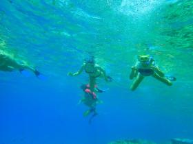 Snorekelen op vakantie op Kreta (73)