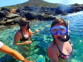 Snorekelen op vakantie op Kreta (74)