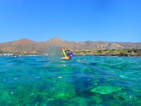 Snorekelen op vakantie op Kreta (76)