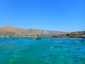 Snorekelen op vakantie op Kreta (78)