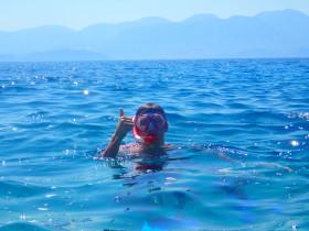Snorekelen op vakantie op Kreta (85)