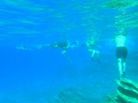 Snorekelen op vakantie op Kreta (88)