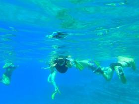 Snorekelen op vakantie op Kreta (89)