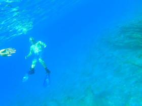Snorekelen op vakantie op Kreta (91)