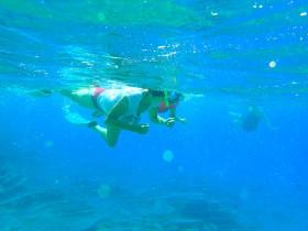 Snorekelen op vakantie op Kreta (92)