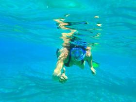Snorekelen op vakantie op Kreta (94)