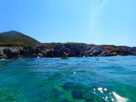 Snorekelen op vakantie op Kreta (97)