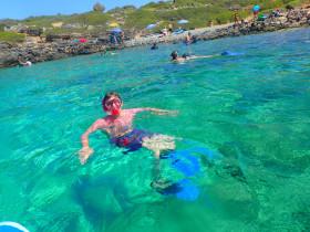 Snorekelen op vakantie op Kreta (98)