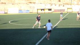 Voetbal op Kreta Griekenland Vakantie (1)