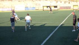 Voetbal op Kreta Griekenland Vakantie (13)