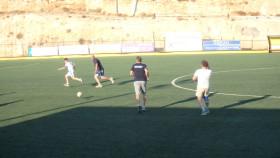 Voetbal op Kreta Griekenland Vakantie (16)