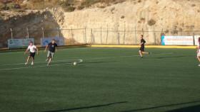 Voetbal op Kreta Griekenland Vakantie (19)