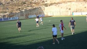 Voetbal op Kreta Griekenland Vakantie (23)