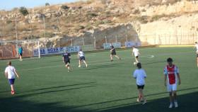 Voetbal op Kreta Griekenland Vakantie (26)