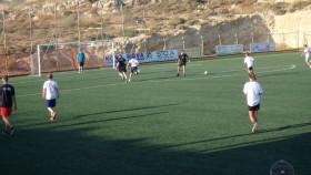 Voetbal op Kreta Griekenland Vakantie (29)