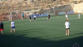 Voetbal op Kreta Griekenland Vakantie (30)