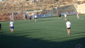 Voetbal op Kreta Griekenland Vakantie (32)