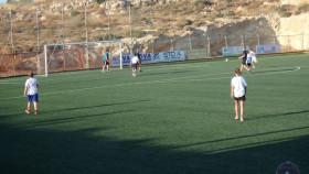 Voetbal op Kreta Griekenland Vakantie (33)