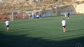 Voetbal op Kreta Griekenland Vakantie (34)