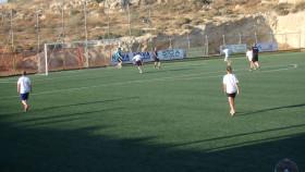 Voetbal op Kreta Griekenland Vakantie (35)