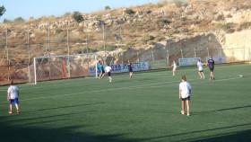 Voetbal op Kreta Griekenland Vakantie (36)