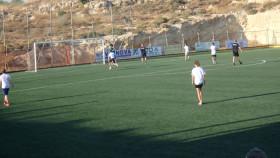 Voetbal op Kreta Griekenland Vakantie (37)